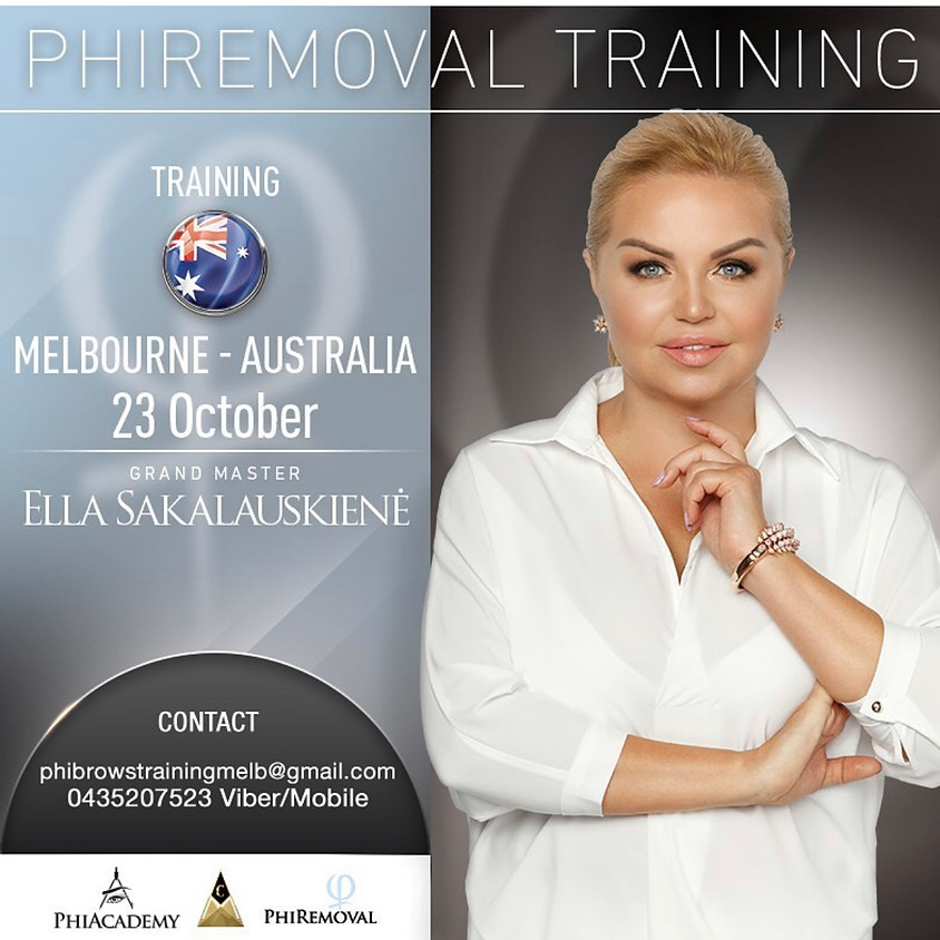 Phi Removal Training - Melbourne