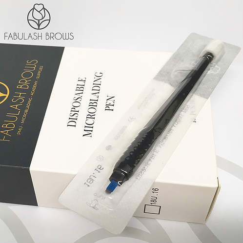 Disposable Microblading Pen - 18U16 Box of 10