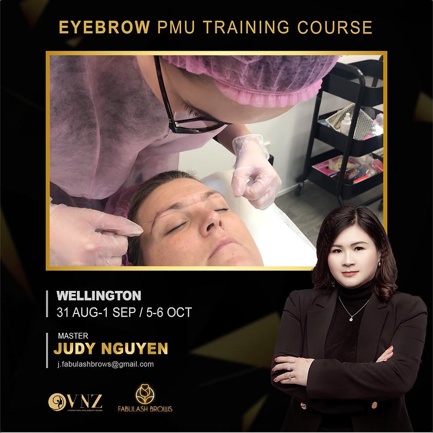 Powder Brow PMU Course - Auckland 12-13 October 2020