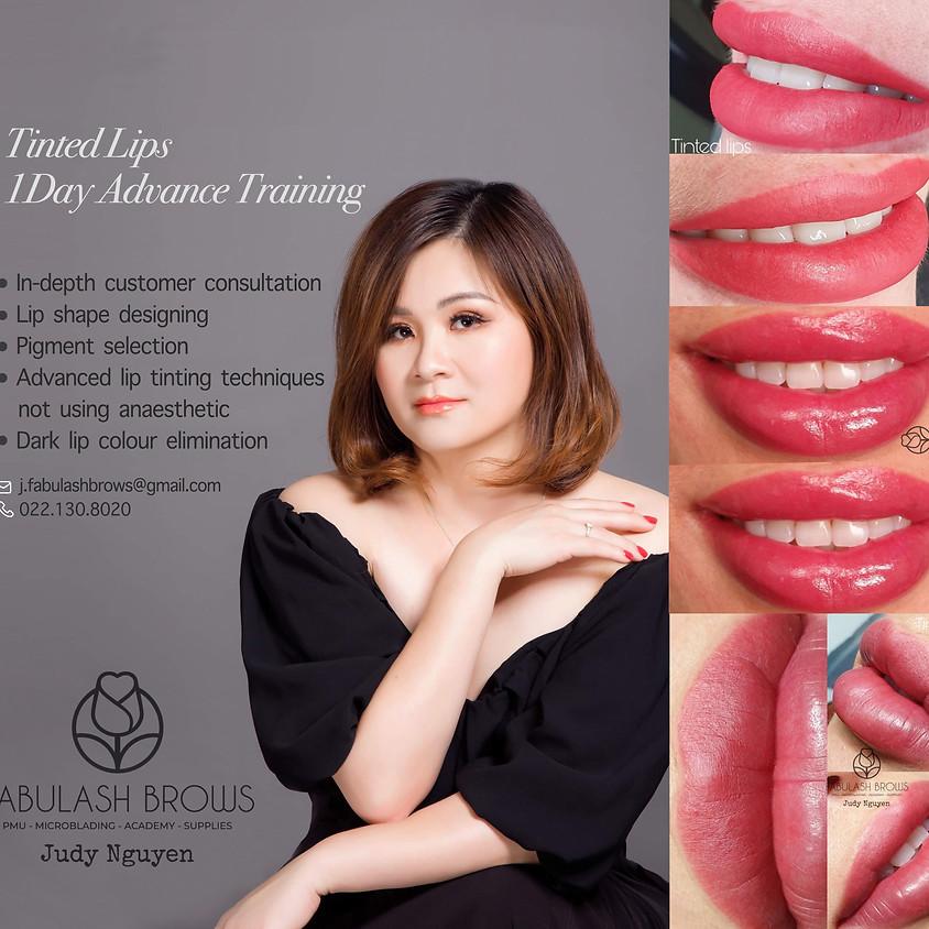 Tinted Lip Advanced Training