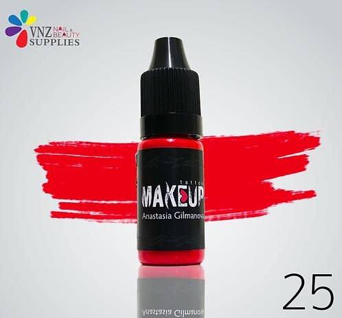Makeup PMU pigment #25