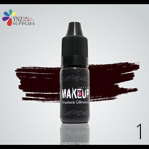 Makeup pigment #1