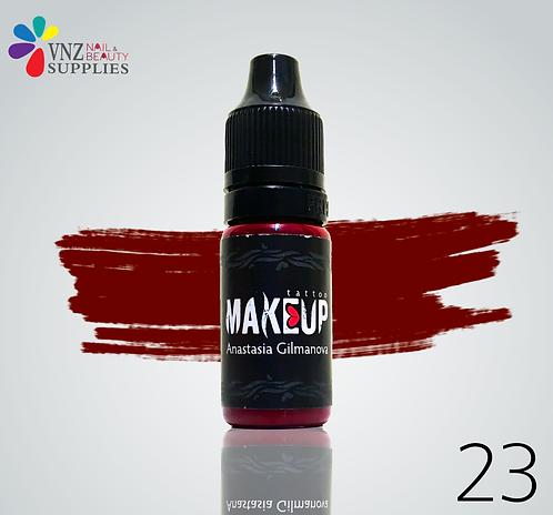 Makeup PMU pigment #23