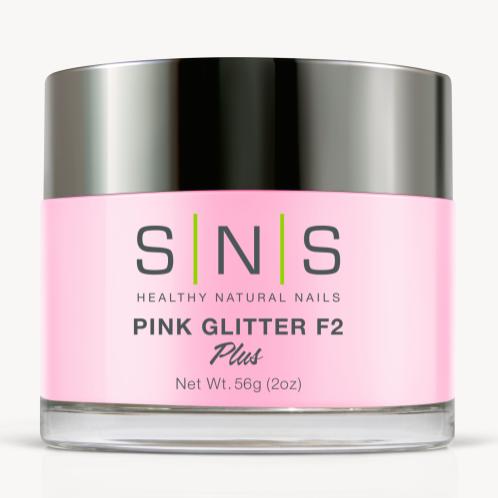 SNS Pink Glitter F2