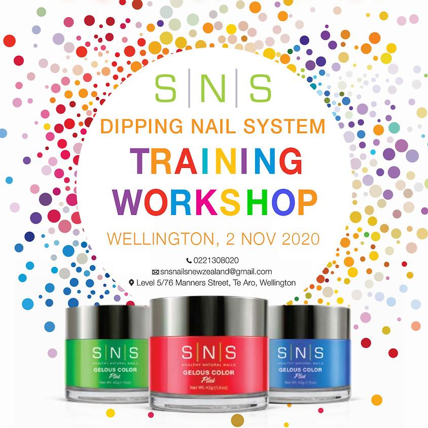 SNS Nail Training Workshop - Wellington 2 NOV 2020