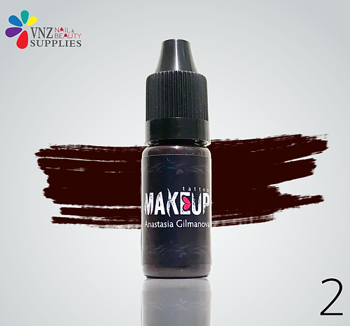 Makeup PMU pigment #2