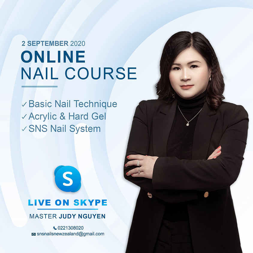 Online Nail Training