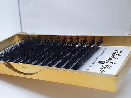 Synthetic Eyelash For Classic Eyelash Extensions - Golden Box