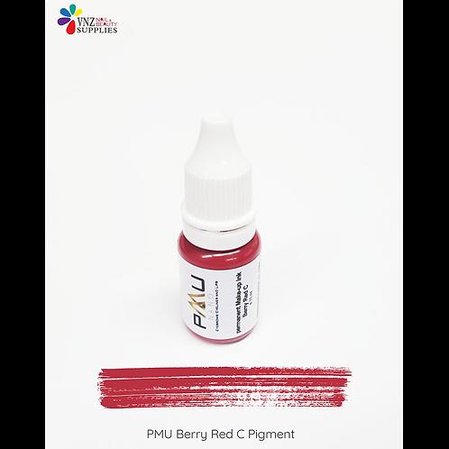 PMU Berry Red C Pigment 10ml