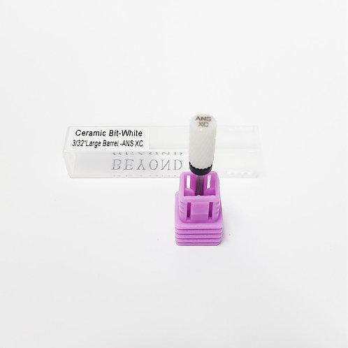 ANS Beyond Ceramic Bit X Coarse 3/32 -White