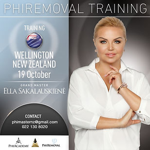 Phi Removal Training NZ