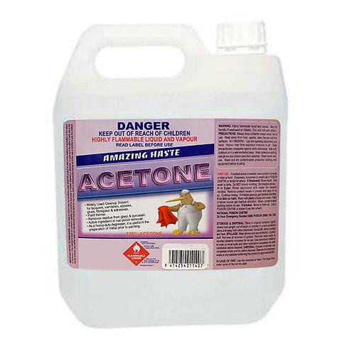 Acetone - 4L