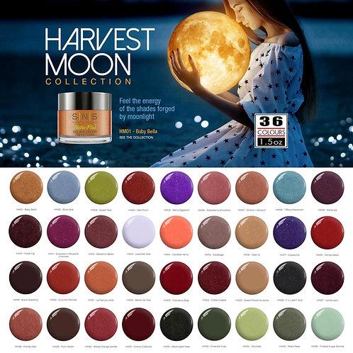 SNS Harvest Moon (HM13- HM24)-size 1oz
