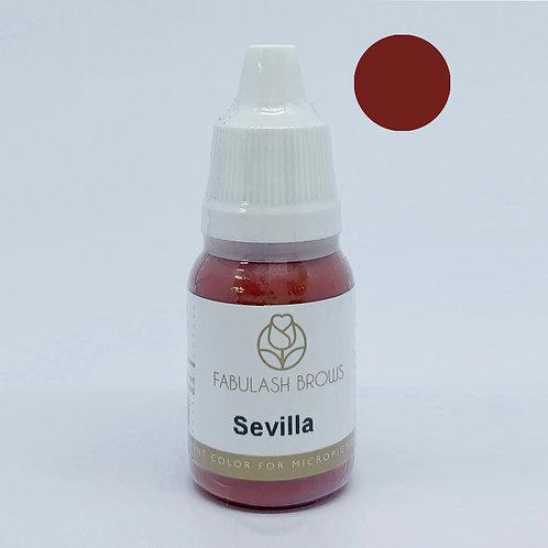 Fabulash Brows Pigment 10ml Sevilla