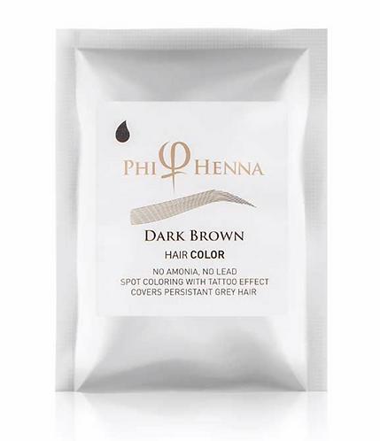 Phi Henna Dark Brown 3/1