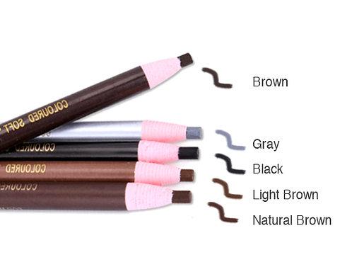 PMU Pencil - Light Brown