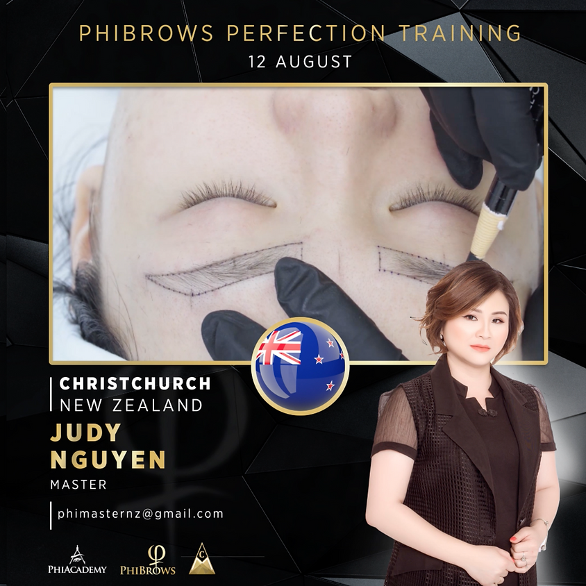 Phibrows Microblading Perfection Training