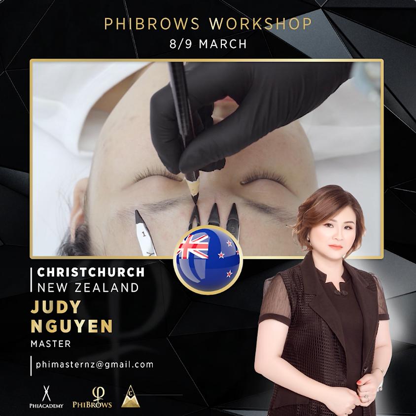 Phibrows Microblading Basic Training