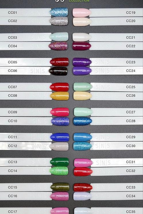SNS Cozy Chalet (CC13- CC24)-size 1oz