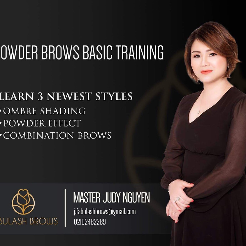 Powder Brow Basic Training