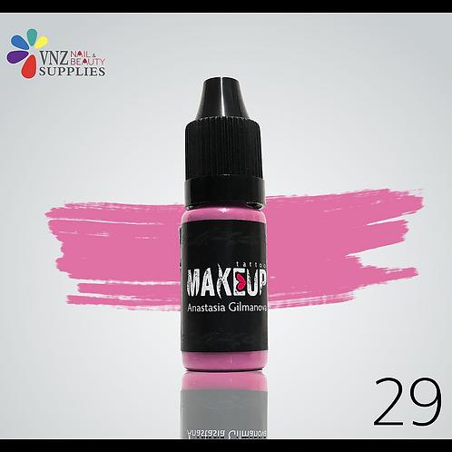 Makeup pigment #29