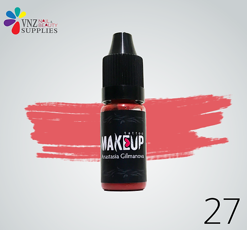 Makeup PMU pigment #27