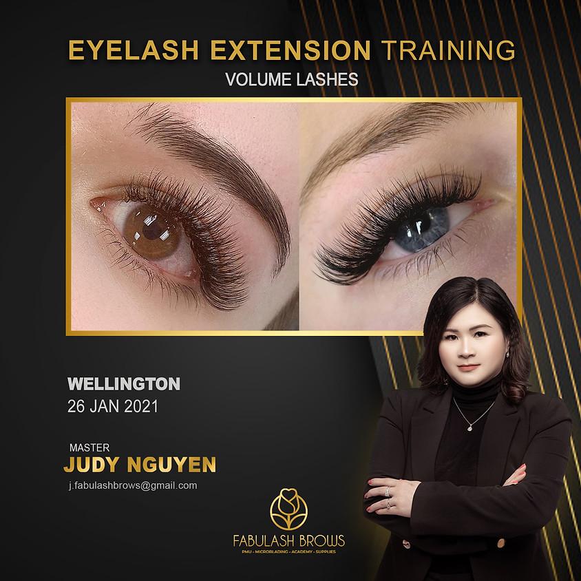 Volume Lash Extension Training