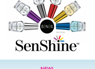 SNS Dolo Marble, Air Ombre & SenShine Gels - Revolution from the top brand!
