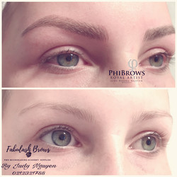 Microbladding Phibrows Royal Artist Judy Nguyen 7