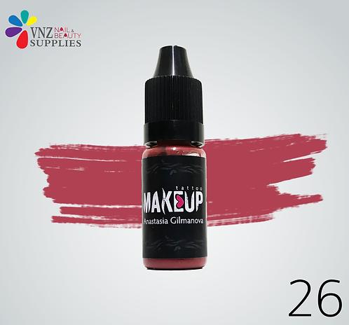 Makeup PMU pigment #26
