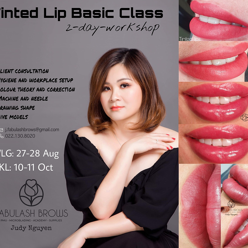 Tinted Lip Basic Course