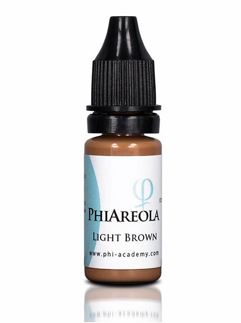 Phi Areola Light Brown 10ml
