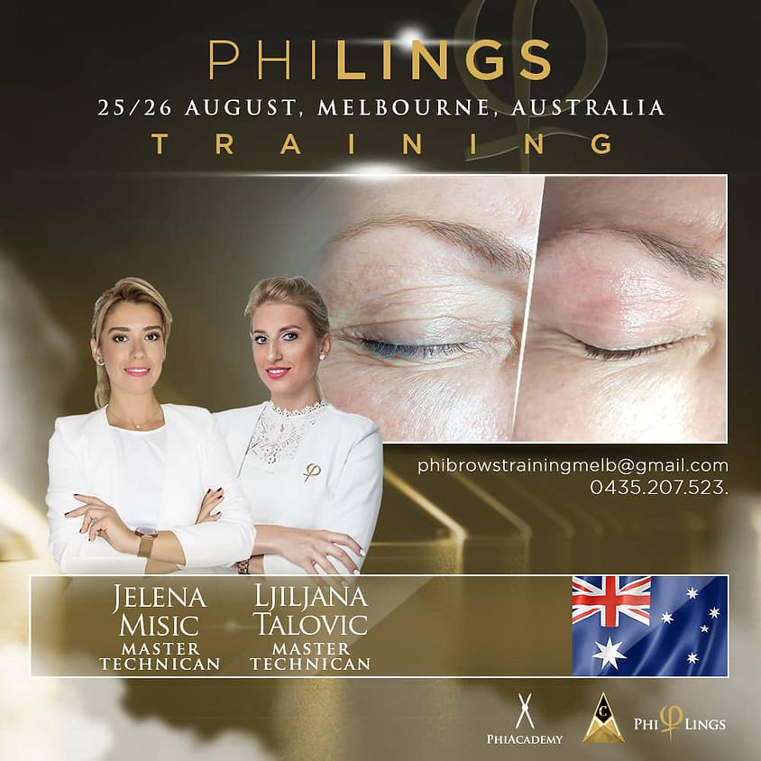 PhiLings Training - Melbourne