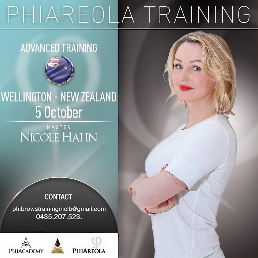 Phi Areola Training (rescheduled 8 October 2019)