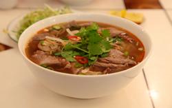 Spicy Huế Beef&Pork Noodle Soup