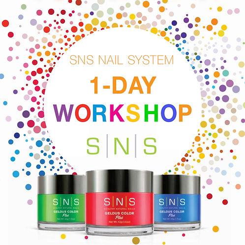 2021 SNS Nail Course