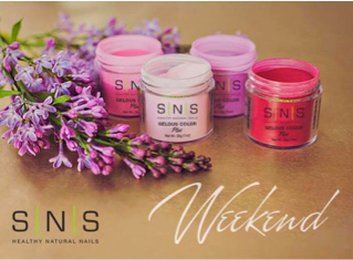 New SNS Colour Collections