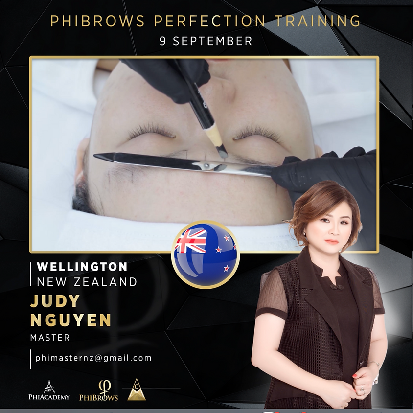 Phibrows Perfection Training
