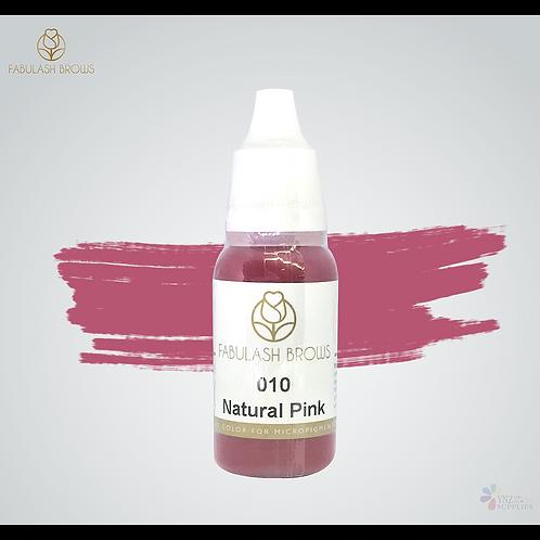 Fabulash Brows Pigment 15ml_Natural Pink