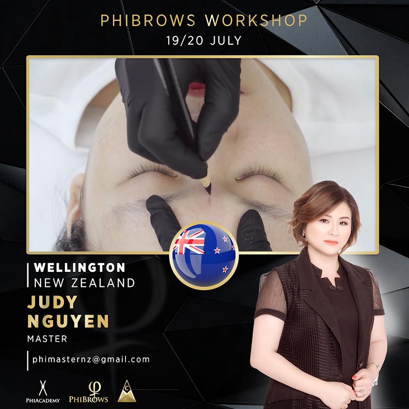 Phibrows Basic Training - Wellington 19-20 JULY 2020