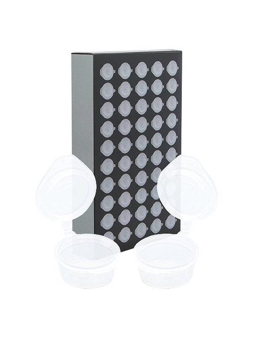 Self-adhesive Pigment Container 50pcs