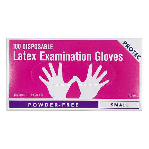 Latex Glove size S