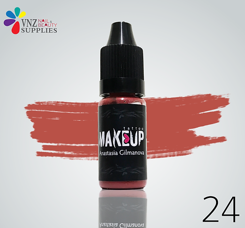 Makeup PMU pigment #24