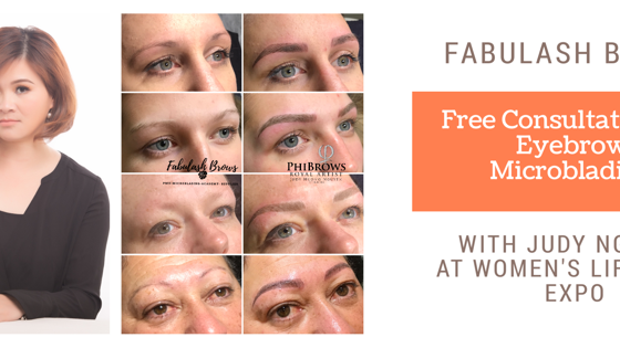 Fabulash Brows Will Join Women's Lifestyle Expo 2017