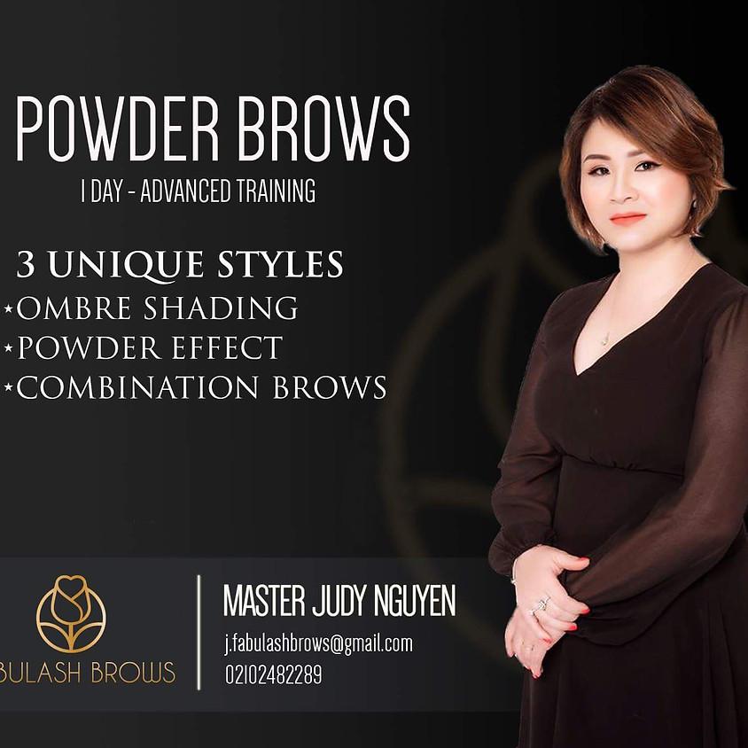 Powder Brow Advanced Training