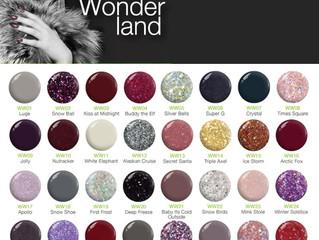 Indian Summer & Winter Wonderland Collections