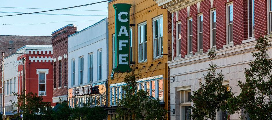 Downtown Hammond, Louisiana