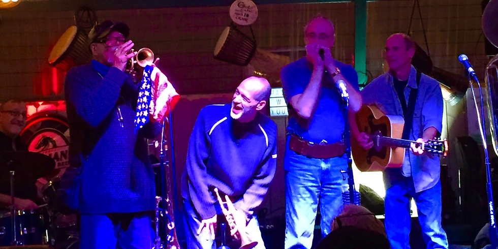 Friday Nite Live -  The Blues Orphans