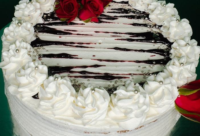 Small Round Cake