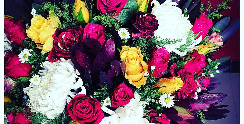Floral Composure